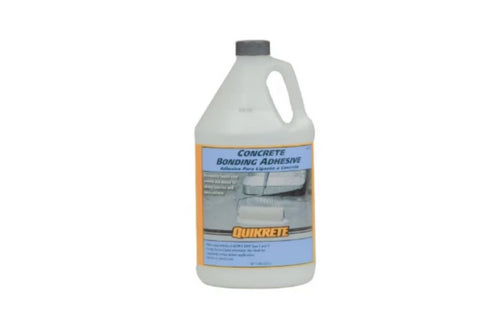 QUIKRETE Concrete Bonding Adhesive 1 gallon - MasonryDirect.com