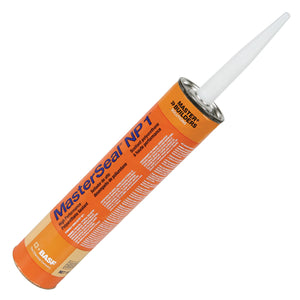 BASF MasterSeal NP1 Elastomeric Polyurethaning Sealant Caulking Cartridges