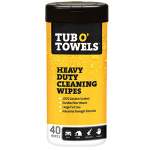 Federal Process Corporation Tub O'Towels Multi-Purpose Heavy Duty Cleaning Wipes