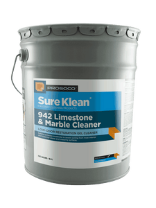 Prosoco Sure Klean 942 Limestone & Marble Cleaner (5-Gallon)
