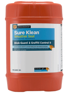 Prosoco Sure Klean Blok-Guard & Graffiti Control II (5 Gallon)