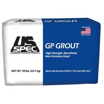 GP Non-Shrink Grout 50 lb Bag