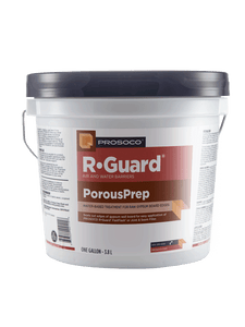 Prosoco R-Guard PorousPrep Water-Based Sealer
