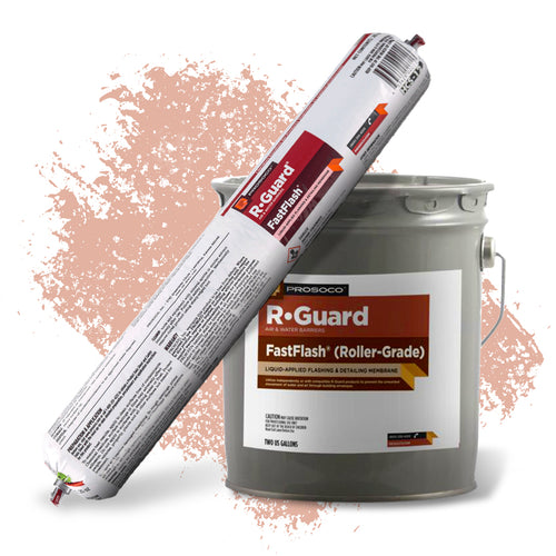 Prosoco R-Guard Fast Flash Liquid Flashing Membrane