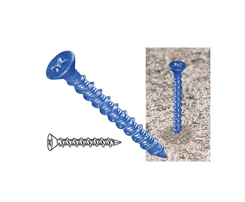 Masonry Tapcon Screw (1,000/box)