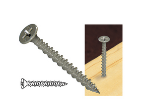 Wood/Lite Metal Screw (1,000/box)