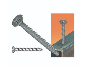 Steel Screw (1,000/box)