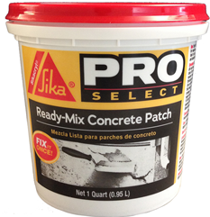 Sikacry Ready-Mix Concrete Patch 1 Qt 472189