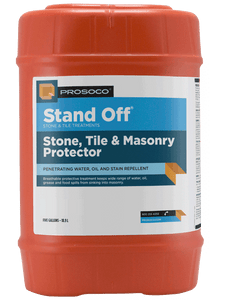 Prosoco Stand Off Stone, Tile, & Masonry Protector