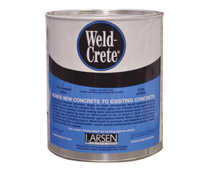 Larsons Weld-Crete Bonding Agent 1 Gallon