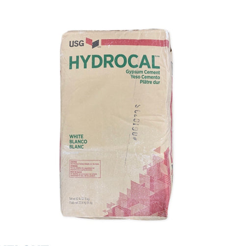 USG Hydrocal White Gypsum Cement 50 LB Bag