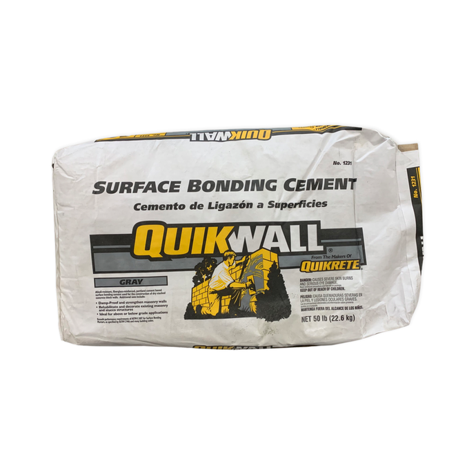 QUIKWALL® Surface Bonding Cement 50 LB Bag