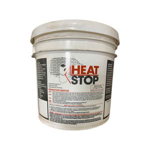 Heat Stop Refractory Mortar Wet Mix