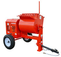 MultiQuip Plaster/Mortar WM70SH8 Steel Drum Mixer 7cf, Honda GX240