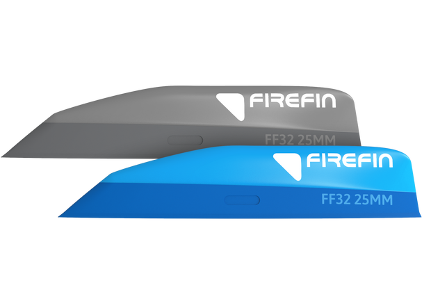 Firefin FF32 / 25MM, tool less fin 2-Pack_side