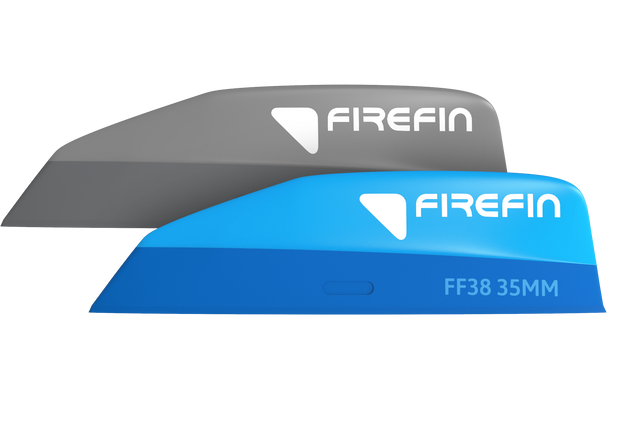 Firefin FF38 / 35MM, tool less fin 2-Pack_side