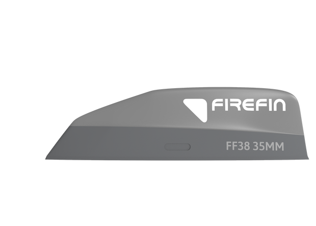 Firefin FF38 / 35MM, tool less fin 2-Pack_side_grey