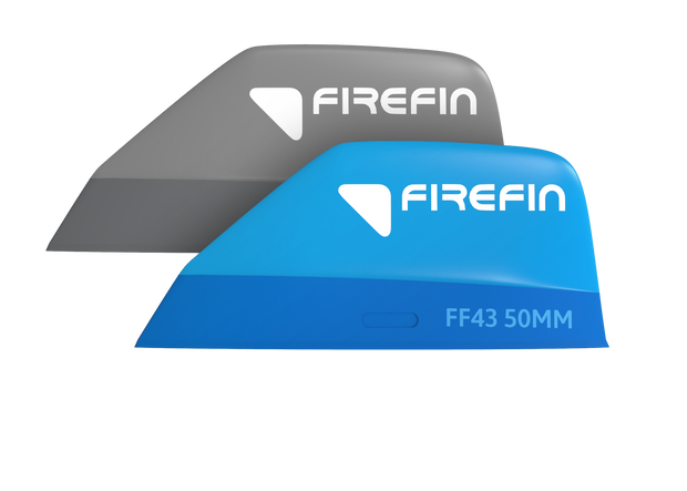Firefin FF43 / 50MM, tool less fin 2-Pack_side