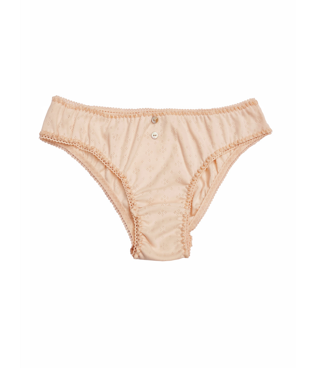 Aliz nude pink brief