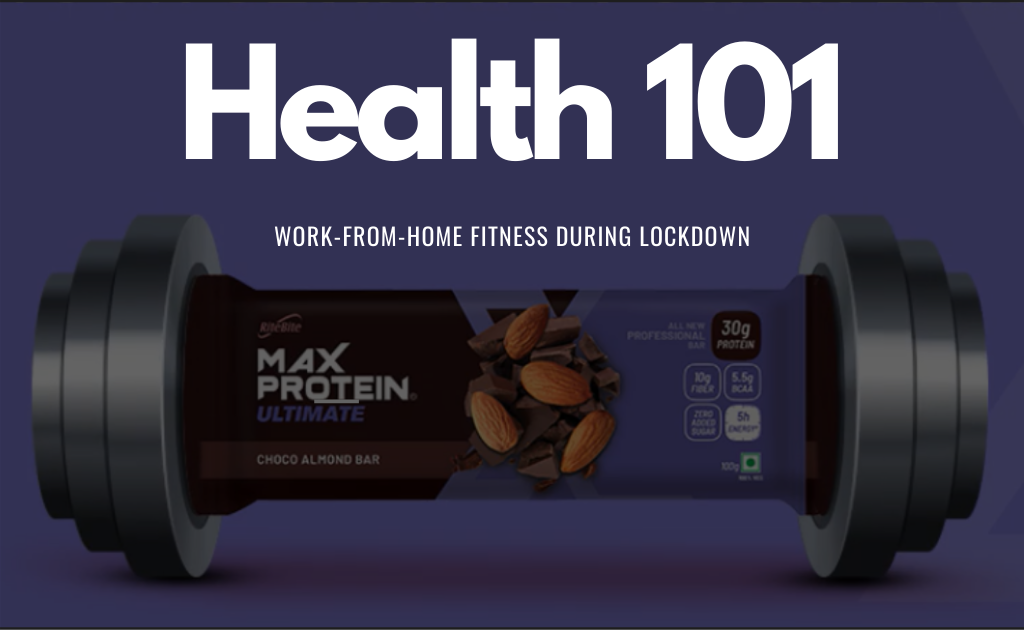 7 point strategy to up your health game during lockdown.
