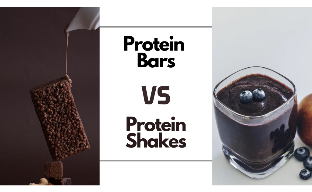 Protein Bars vs Protein Shakes: Battle of Nutrition