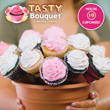 Load image into Gallery viewer, Tasty Bouquet™ Cupcake Display