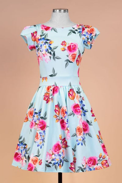 Lady Vintage plus size vintage dress
