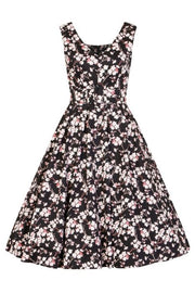 New // LADY VINTAGE 'Belle - Cherry Blossom' Dress // Size 8