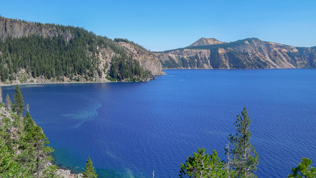Adventure Guide #1 : Crater Lake