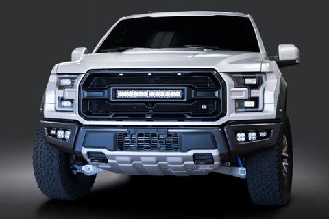 "Ford, Raptor (17-19), Caliber 9 Grille Mount Kit, 20"" OnX6+"