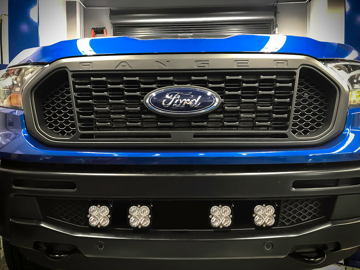 Ford, Ranger (2019), Squadron Grille Kits