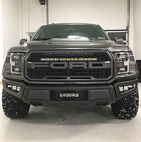 "Ford, Raptor 2017-18 Fog Pocket Kit ""Sportsmen"""