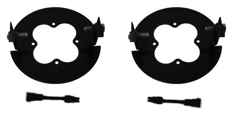Ford F-150 (06-14), Toyota Tundra (07-13), and Tacoma (05-11) Fog Pocket Kit