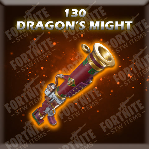 130 Dragon's Might - Fire (God Roll)