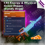 Modded 130 Energy & Physical Grave Digger