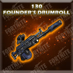 130 Founder's Drumroll - Physical (God Roll)