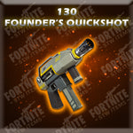 130 Founder's Quickshot - Nature (God Roll)