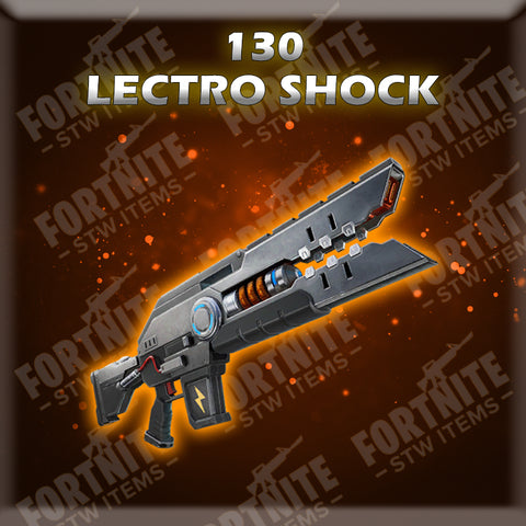 *NEW* 130 Lectro Shock Rifle - Energy (God Roll)