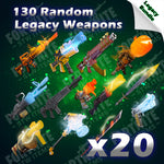 20 x 130 Legacy Weapons