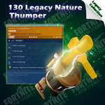 Legacy 130 Nature Thumper