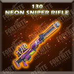 130 Neon Sniper Rifle - Energy (God Roll)