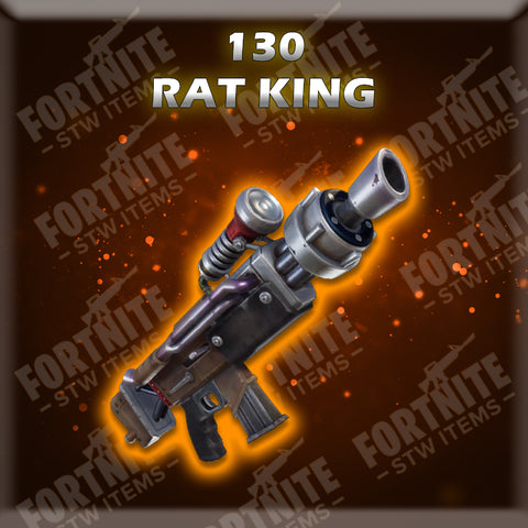 130 Rat King - Physical (God Roll)