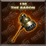 130 The Baron - Physical (God Roll)