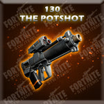 130 The Potshot - Physical (God Roll)