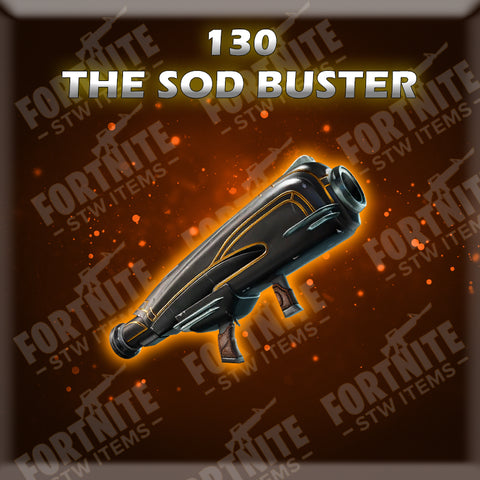 130 The Sod Buster - Nature (God Roll)