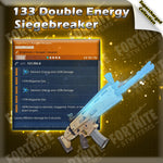 SUPERCHARGED 133 Double Energy Siegebreaker