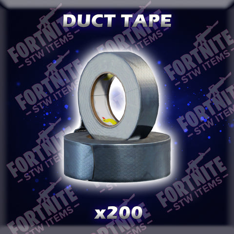 200 x Duct Tape