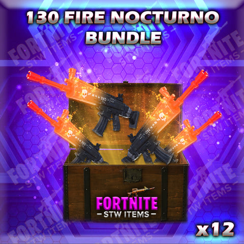12 x 130 Nocturo - Max perks ( God roll ) Bundle