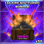 50 x 130 Nocturo - Max perks ( God roll ) Bundle