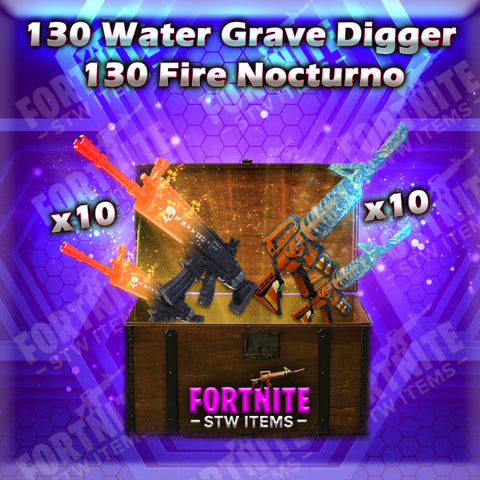 10 x Grave Diggers  and 10 x Nocturnos